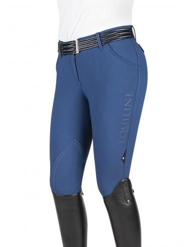 Pantalón de Equitación Equiline Boston New Mujer