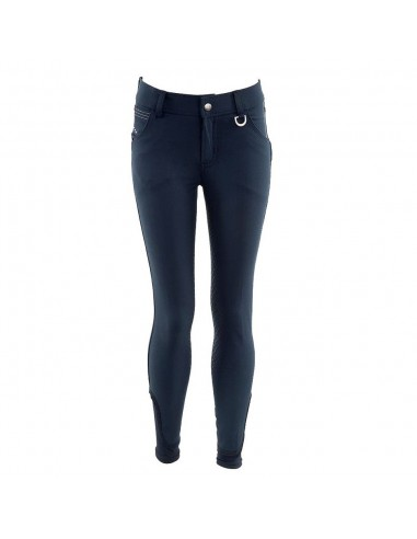 PANTALON DE EQUITACION BR MIRTHE FULL GRIP SILICON