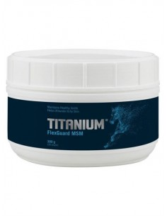ANTI INFLAMMATORY OF MSM TITANIUM FLEXGUARD 300G