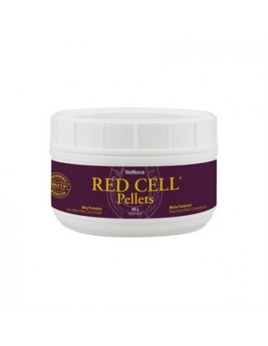 SUPPLEMENT FOR HIGH PERFORMANCE RED CELL PALLETS