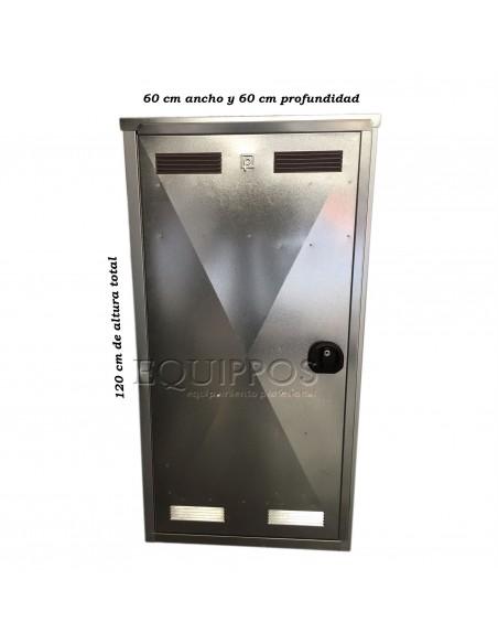 ARMARIO GUADARNES PORTÁTIL 60x60x120 CM