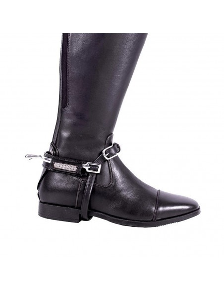 SPUR PROTECTION QHP BEYONCE PATENT LEATHER
