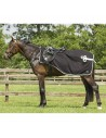 EXERCISE FLEECE RUG ELEGANT