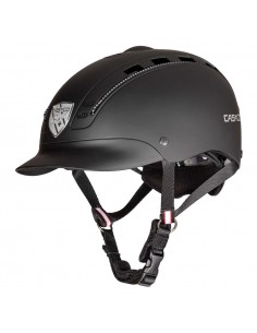 RIDING HELMET CAS CO PASSION NEW