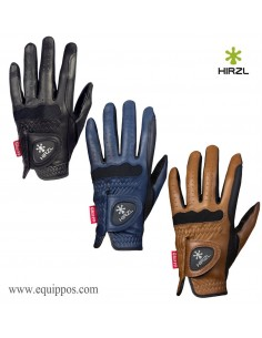HIRZL ELITE GRIPP HORSE RIDING GLOVES
