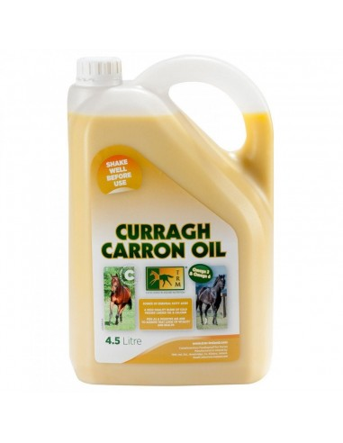 CURRACH CARRON OIL 4,5L TRM