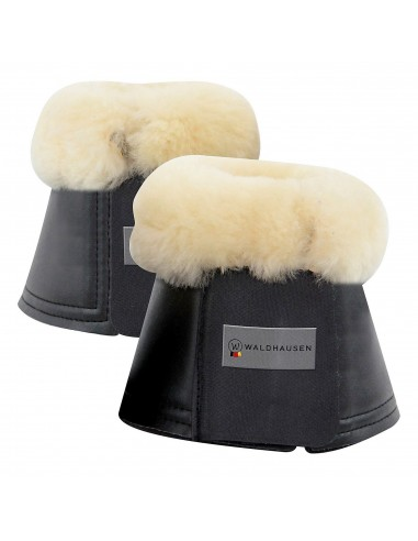 SOFT BELL BOOTS WITH SHEEPSKIN