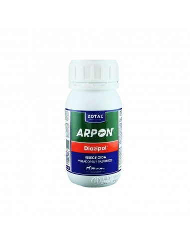 INSECTICIDE FOR INSTALLATIONS ARPON 250ML