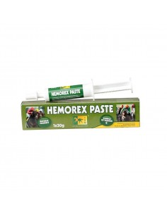 SOURCE OF NUTRIENTS AND ENERGY HEMOREX PASTE 30GR