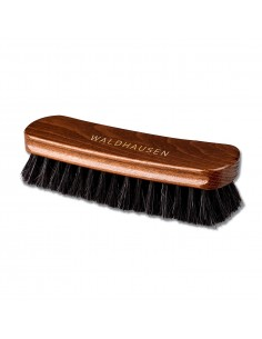 POLISHER BRUSH FOR BOOTS OF SOFT BRISTLES