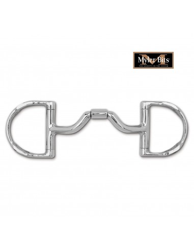 D-RING BIT ANATOMIC LOCKED MYLERS LEVEL 3 11 MM