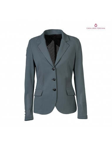 CHAQUETA DE CONCURSO CAVALLERIA TOSCANA ALL OVER PERFORATED