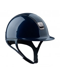 SAMSHIELD MISS SHIELD SHADOWGLOSSY HORSE RIDING HELMET