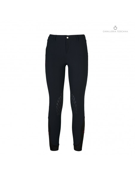 RIDING BREECHES CAVALLERIA TOSCANA CHINO KGRIP