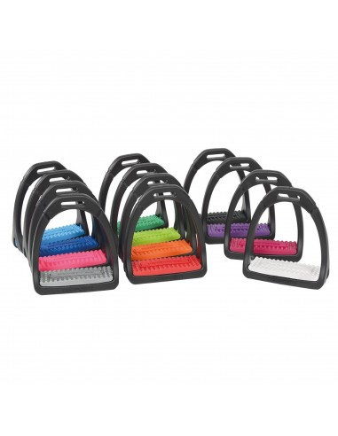 STIRRUPS COMPOSITI PROFILE PREMIUM
