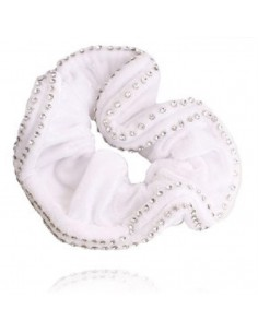 SD DESIGN DOUBLE DIAMOND SCRUNCHIE