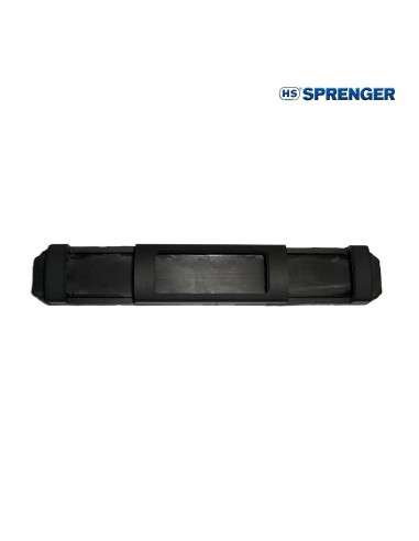 CURB CHAIN GUARD OF RUBBER SPRENGER
