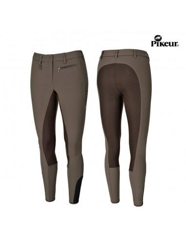 Pantalón de Equitación Pikeur Lucinda Kontrast FGrip