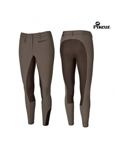 RIDING BREECHES PIKEUR LUCINDA FULL GRIP KONTRAST