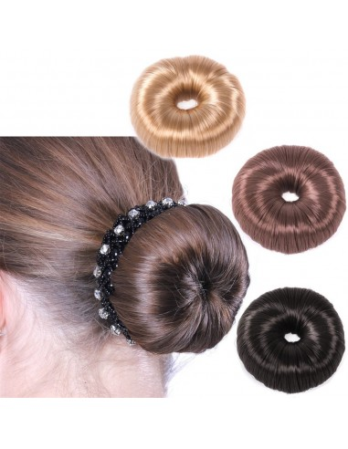 HAIR DONUT FOR COMPETITION BUN