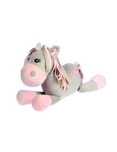 TEDDY PONY WHITE STAR