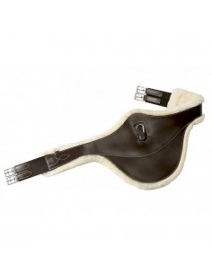 BAVETTE GIRTH WITH SHEEPSKIN NORTON PRO