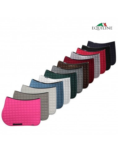 JUMPING SADDLE PAD EQUILINE OCTAGON