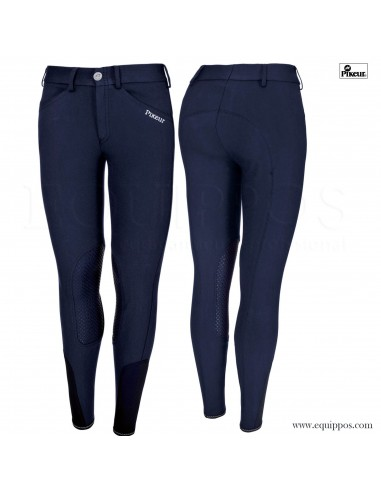 PANTALON DE EQUITACION PIKEUR BROOKLYN GRIP