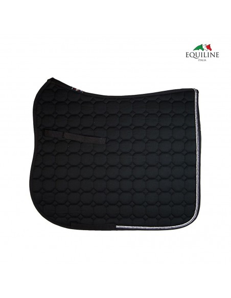 DRESSAGE SADDLE PAD EQUILINE OCTAGON RIO