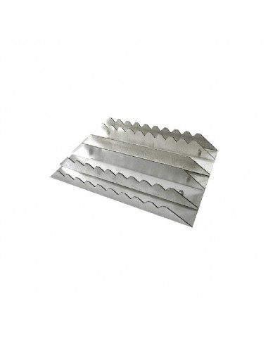 BRAZILIAN CURRYCOMB OF ALUMINIUM PRO