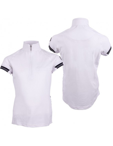 ROMEE JUNIOR COMPETITION POLO SHIRT