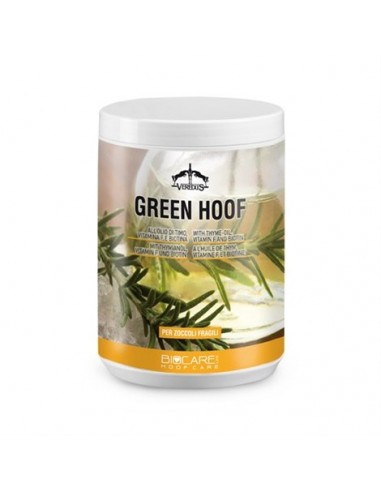 POMADA VERDE PARA CASCOS VEREDUS GREEN HOOF 1000ML