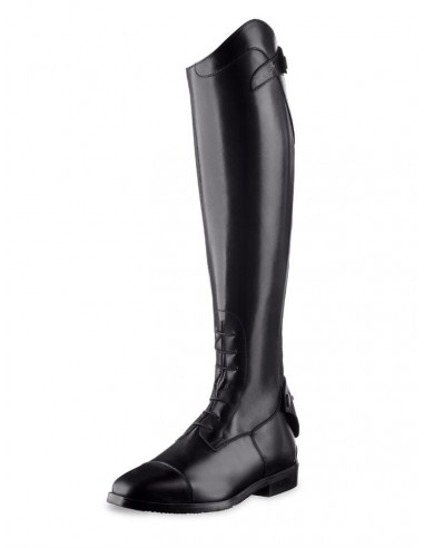 EGO7 ORION BLACK HORSE RIDING BOOTS