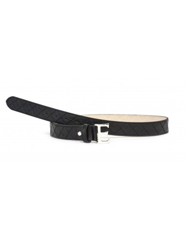 EQUILINE WOMEN'S LEATHER BELT WITH BUCKLE SOUVAGE