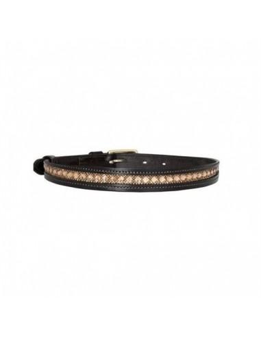 Cinturón de Equitación Azzaro Gold