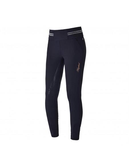 Pantalones de Equitación Kingsland Katja Full Grip Pull on