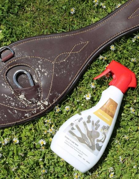 Limpieza Cuero Equitación