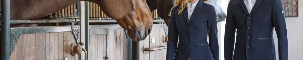 Chaquetas de Competición Hípica y Equitación