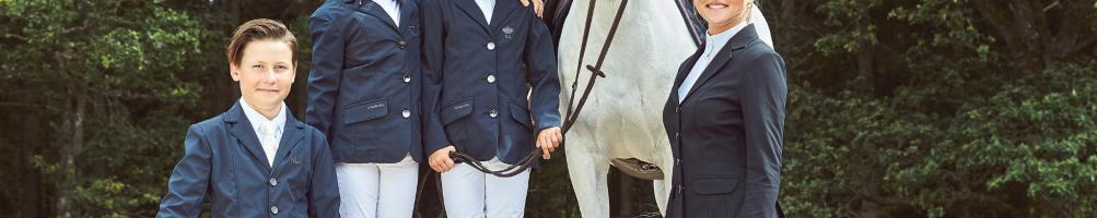 Chaquetas de Concurso Hípica y Equitación para Niños