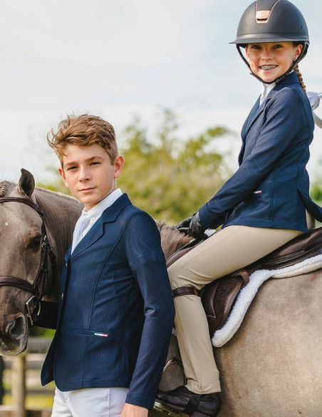 Horse Riding Show Jacket for Children
