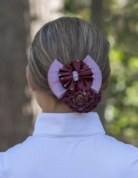 Hair Net and Hair Clips