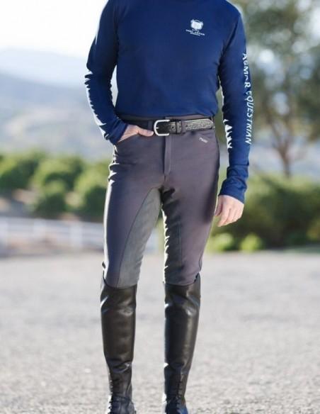 Pantalones Equitacion Hombre