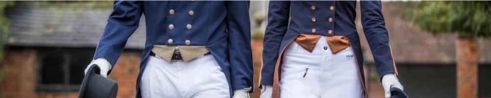 Pantalones Competición Equitación Hombre