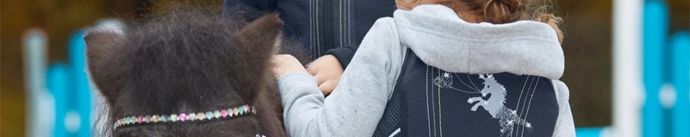 Jerséis para Montar a Caballo para Niñas y Niños