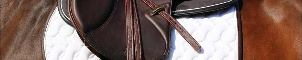 Stirrup Leathers for Horse Riding