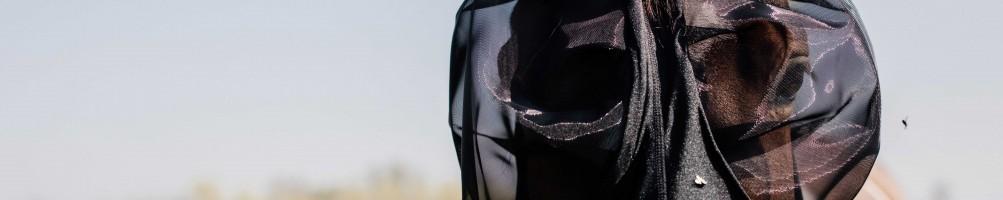 Mantas y Máscaras Antimoscas