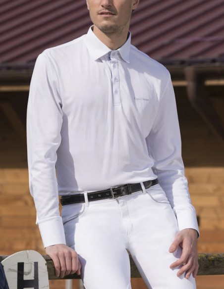 Competition Polos for Men