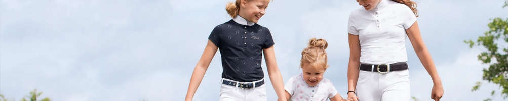 Competition Polos for Kids