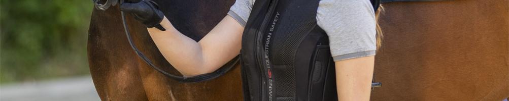 Chalecos Protectores para Equitación