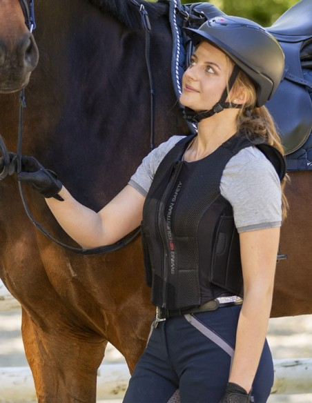 Chalecos Protectores Equitacion